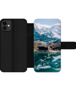 Apple iPhone 11 Wallet case (front printed)